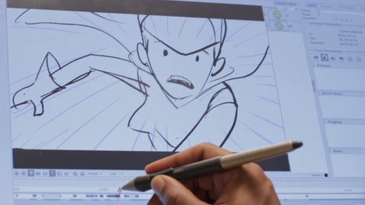 S1E0 Animating The Awesomes