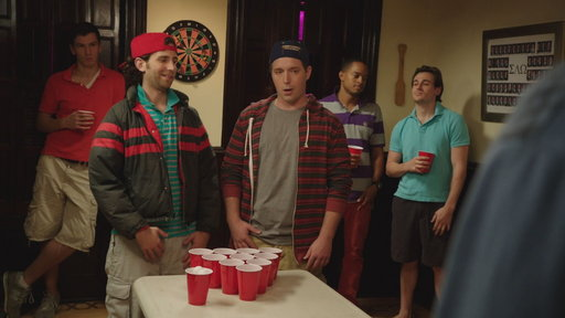 S39E3 Beer Pong