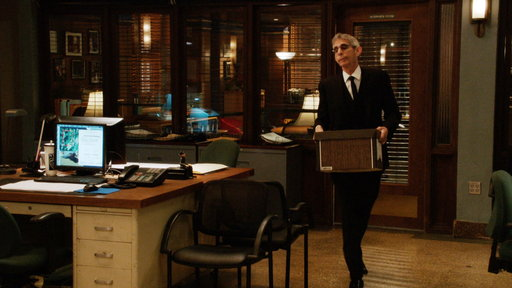 Munch Bids Adieu to SVU
