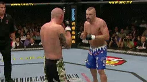 S1E14 Randy Couture, Chuck Liddell, and Frank Mir