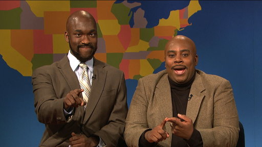 S39E5 Weekend Update: Barkley and Shaq