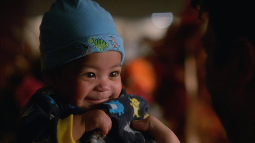 Castle and Beckett Babysit an Infant