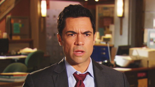 S15E10 Danny Pino Talks Amaro's Career