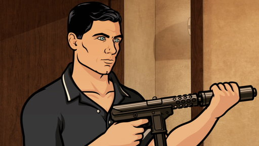 S5E2 Next On Archer Vice: A Kiss While Dying