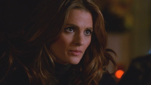 Beckett Asks Alexis to Move Home