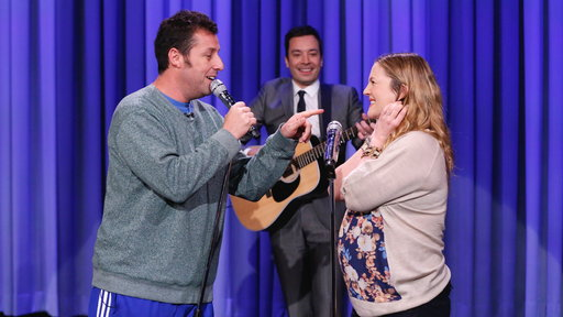 """S01E08 Adam Sandler & Drew Barrymore: the """"Every 10 Years"""" Song"""