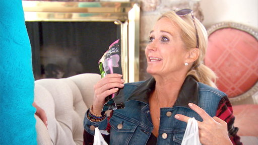Season 4, Episode #18 Kim Richards Packing List for College Screenshot