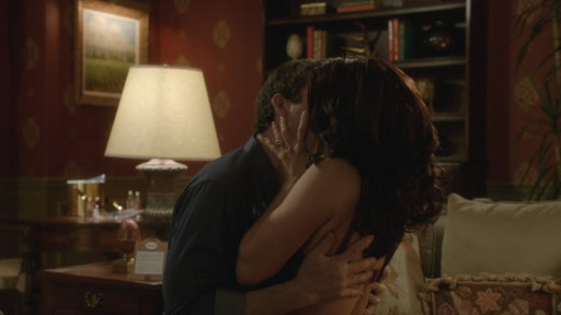 S3E14 Andrew and Mellie Get It On