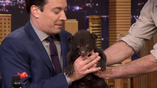 S01E25 Jeff Musial Shows Off His Bear Cub