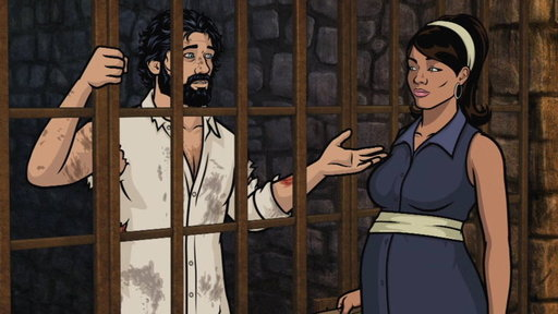 Season 5, Episode #12 Next On Archer Vice: Filibuster Screenshot