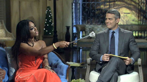 S6E23 Kenya Moore: Don't Be Dirty About My Dog