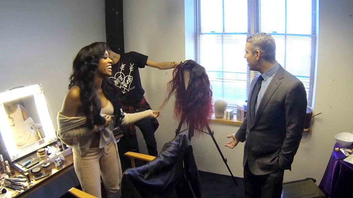 S6E23 Behind the Scenes at the #RHOA Reunion
