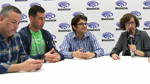 S4E0 Bob's Burgers Panel Highlights from WonderCon2014