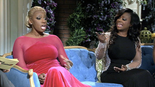 S6E25 Kandi Burruss Calls Out NeNe Leakes