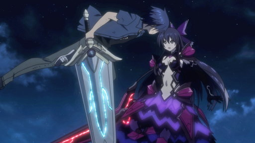 Watch Date A Live S02E04 Dub Manifestation