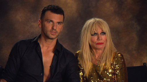 S19E0 Fashion Icon Betsey Johnson Talks Dancing Style