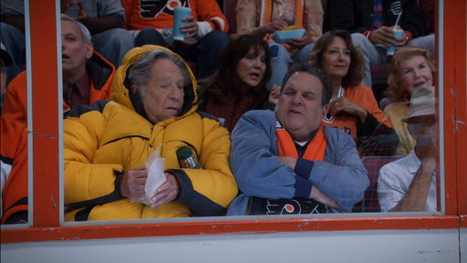 S2E2 Murray Takes Pops to the Hockey Match