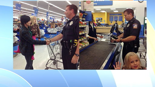 S0E0 Police Officer's Act of Kindness Goes Viral