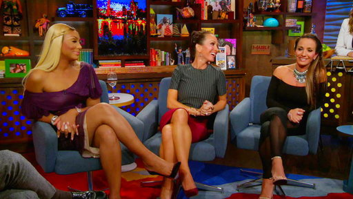 S11E166 After Show: Tamar On the Funniest 'Real' Co-Host