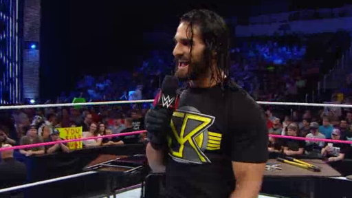 Seth Rollins Promises Hell in a Cell Victory