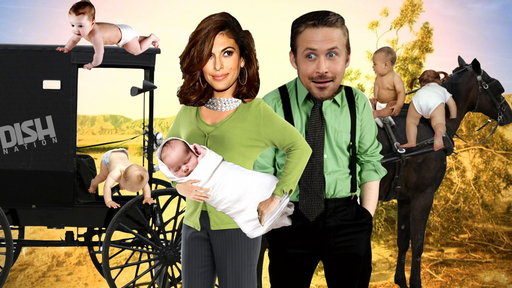 Dish Nation S03E35 Lindsay Lohan Loses Her Top & Are Eva Mendes and Ryan Gosling Moving to Utah?