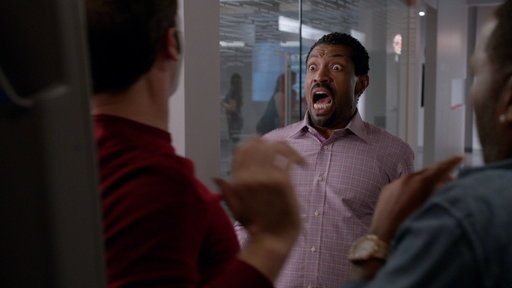 S1E6 Pranks Lead to Punching in Dre's Office
