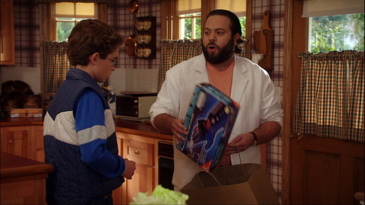 S02E07 Marvin Gives Adam an Early or Late Birthday Present