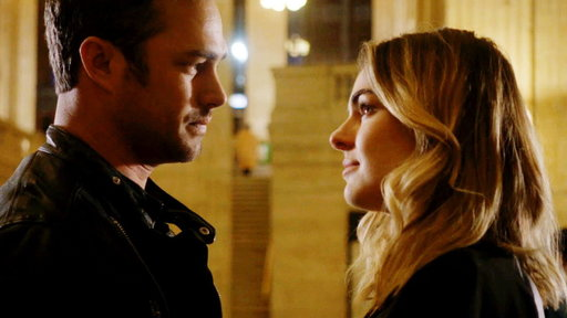 S03E09 Severide and Brittany Say Goodbye