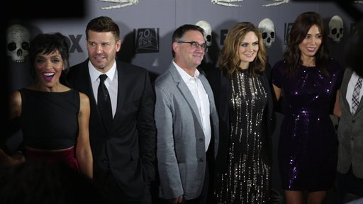 S10E10 BONES 200th Episode Party