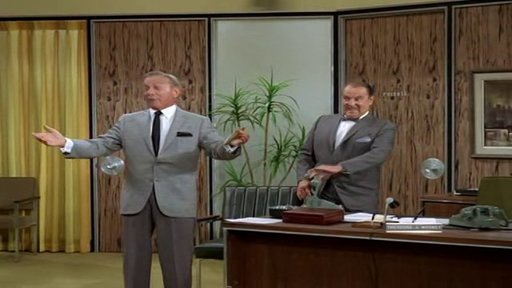 S5E1 Lucy and George Burns