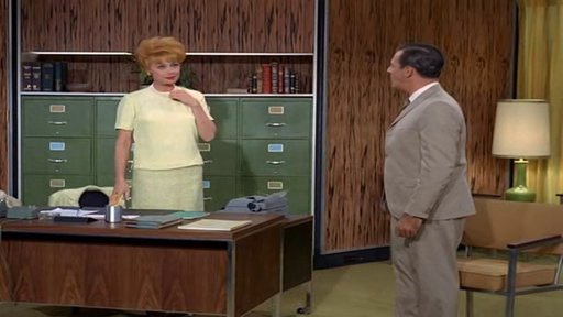 S5E4 Lucy and Paul Winchell