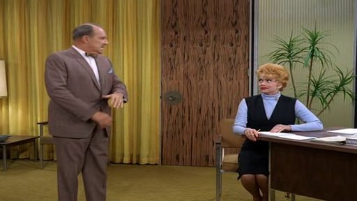 S5E11 Lucy and Pat Collins