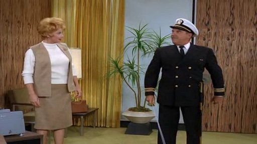 S5E2 Lucy and the Submarine