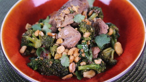 S4E78 Pork & Broccoli Stir-Fry