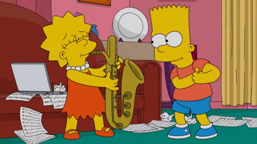 S26E13 Springfield's Best - And Only - Sibling Songwriters