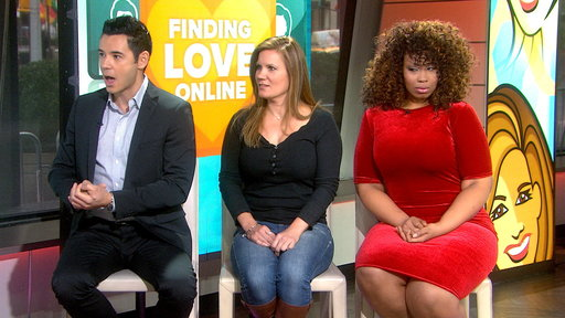 Online dating today show