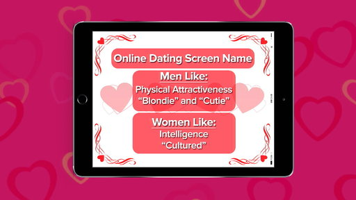 Today show online dating tips