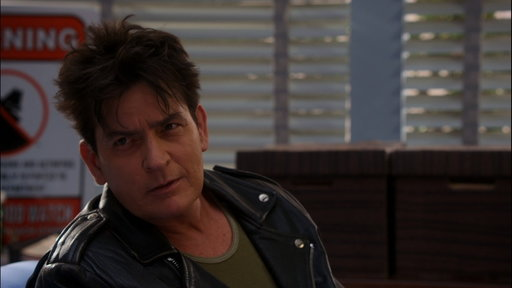 S02E14 Charlie Sheen Goes Back to the '80s