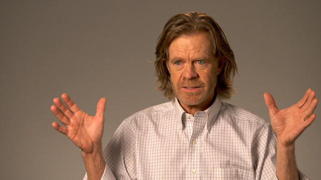 Behind the Episode: William H. Macy Directs