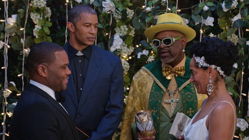S1E16 The Bishop Don Juan Marries Dre and Bow