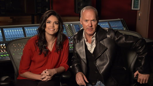 SNL Host Michael Keaton Gets Robbed in His Promos With Cecily Strong