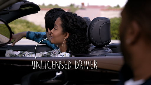 S1E21 Dre Busts Unlicensed Zoey Driving