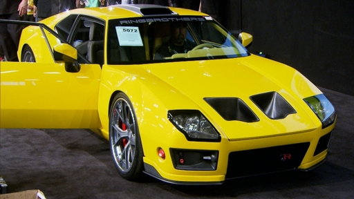Fully-Custom Pantera