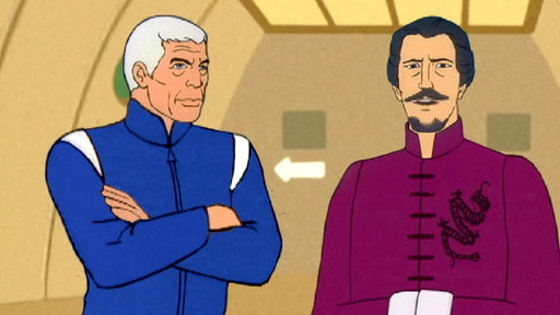 S1E10 Welcome to Sealab, Master Liu