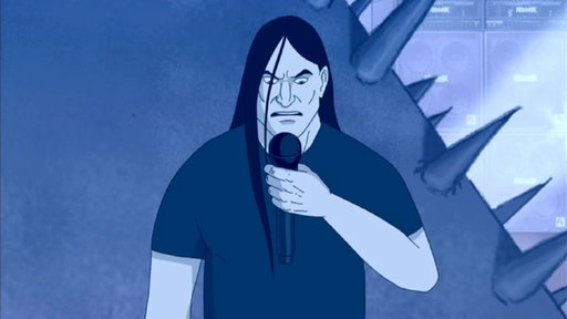 S1E14 Dethklok's Blues