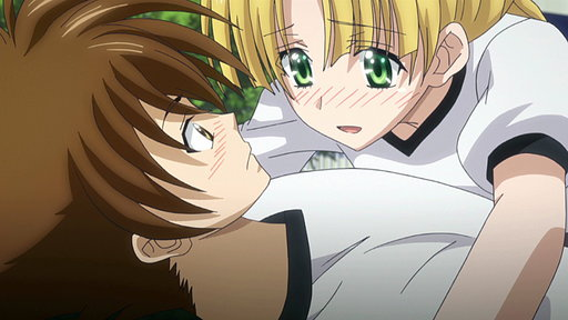 Highschool dxd new episode 1 english sub