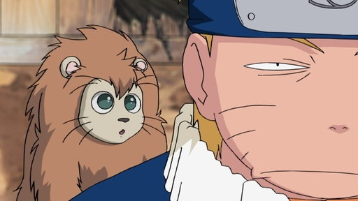 S4E185 (Dub) A Legend from the Hidden Leaf: The Onbaa!!