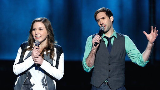 S9E7 Head-to-Head: Michael Palascak vs. Taylor Tomlinson