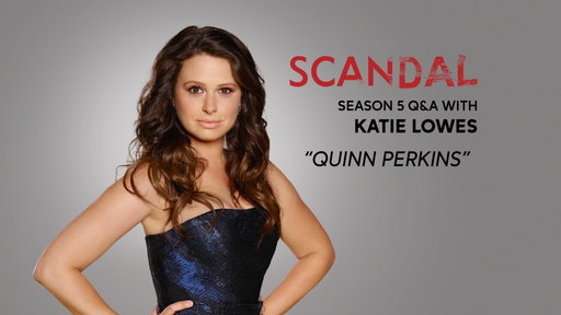 Season 5, Episode #0 Q&A With Katie Lowes Screenshot